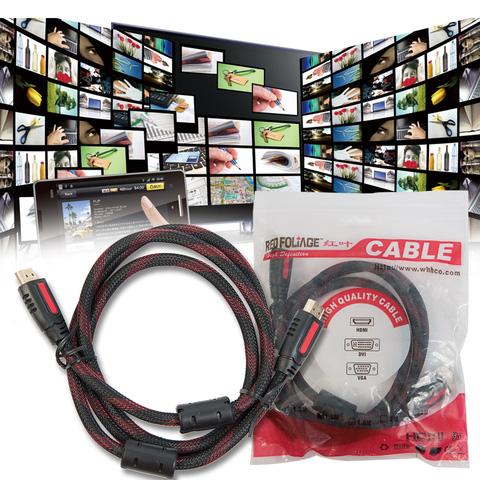sản phẩm Dây cáp HDMI (1.5m) - Hỗ trợ xem phim chuẩn HD