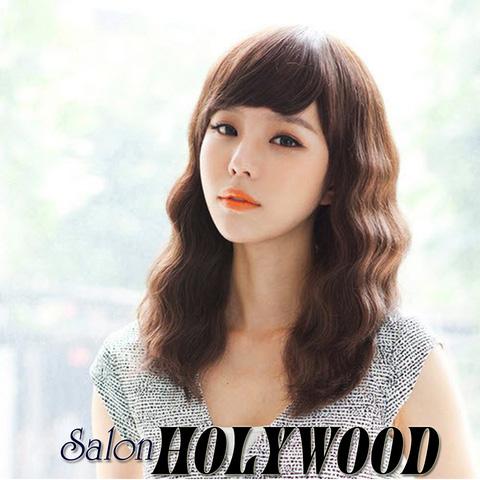 Trọn gói làm tóc rộn ràng chào Năm mới 2014 Salon Holywood
