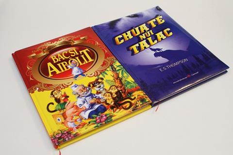 2 cuốn truyện tranh đặc sắc ươm mầm ước mơ cho cho tâm hồn bé – Bác sĩ Aibôlit + Chúa tể núi Talac. Chỉ với 109.000đ