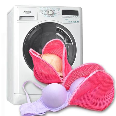 02 túi lưới giặt áo ngực