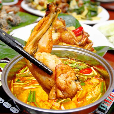 Set ếch Quán Lẩu Ngon 64 (Quán Hoàng tử Ếch cũ)