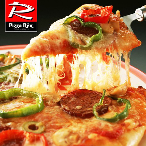 Pizza Rex - Pizza thuần chất Ý