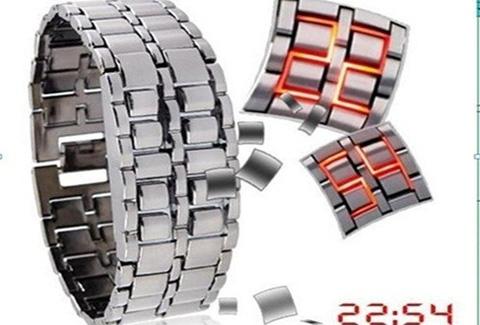 Đồng hồ Led Samurai đeo tay thời trang, cá tính dành cho phái mạnh - Chỉ 155.000đ/01 chiếc