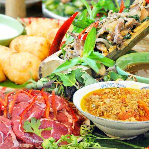 Voucher Quán Thành Cổ - Nét ẩm thực Hà Thành xưa