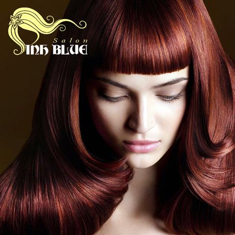 Cắt + Nhuộm các màu siêu bóng tóc Salon Linh Blue