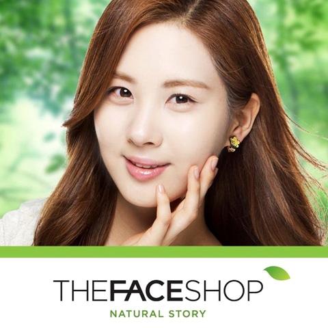 Chăm sóc da mặt với mỹ phẩm The Faceshop