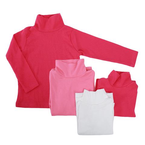 2 áo cao cổ cotton mềm mại