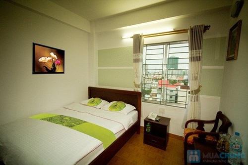 Khách sạn Ken - Trung tâm thành phố biển Nha Trang. Phòng tiện nghi cho 02 người. Chỉ 179.000đ/đêm
