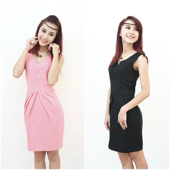 Váy liền sát nách thời trang - Cho bạn gái vẻ đẹp thời trang và thanh lịch - Chỉ với 220.000đ