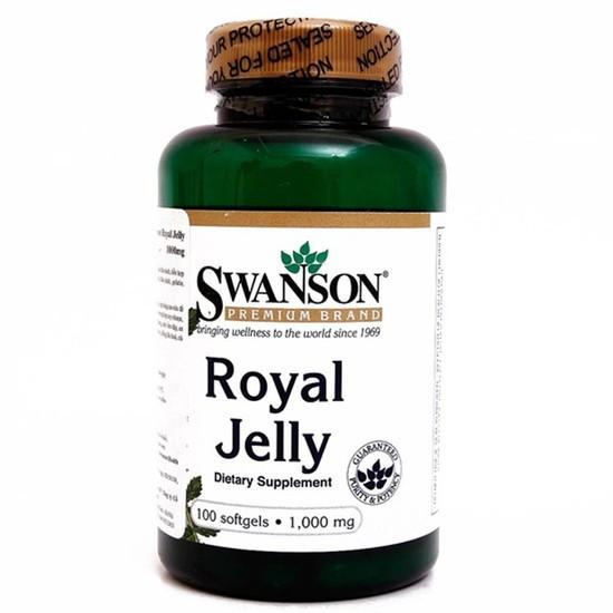 Sữa ong chúa Swanson Royal Jelly giúp bồi bổ sức khỏe, chống lão hóa, cải thiện sinh lý - Chỉ với 329.000đ