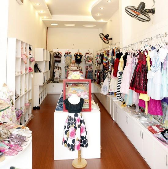 Thỏa sức mua sắm quần áo cho bé tại Love Baby Shop - Chỉ với 100.000đ được phiếu 200.000đ
