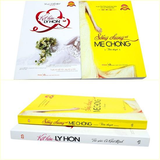 Bộ 2 tiểu thuyết tâm lý xã hội Trung Quốc. Chỉ với 108.000đ