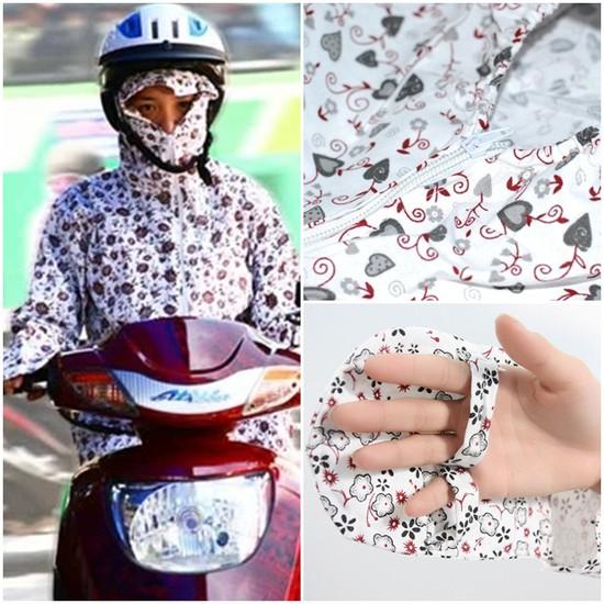 Áo khoác kaki chống nắng - Bảo vệ tối đa làn da khỏi tác hại của ánh nắng mặt trời - Chỉ 65.000đ/01 chiếc