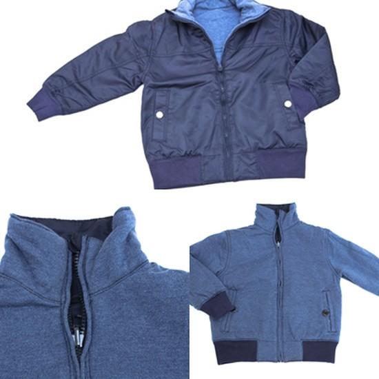 Áo khoác 3 lớp xuất Châu Âu - Phong cách và ấm áp cho bé trai - Chỉ với 245.000đ
