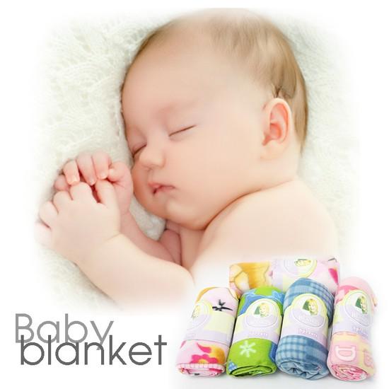Mền bông tuyết ấm áp, hoạ tiết đáng yêu, nâng niu giấc ngủ cho thiên thần nhỏ của bạn - Chỉ 75.000đ/cái