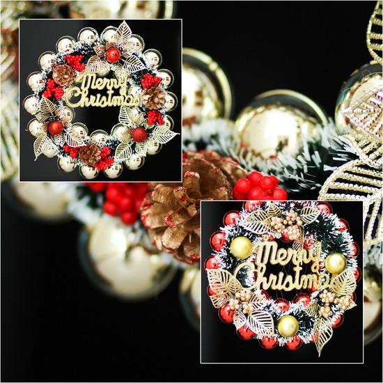 Vòng nguyệt quế Giáng Sinh