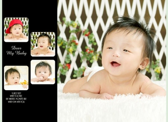 Chụp ảnh cho bé yêu + Làm lịch tại Hà Nội Baby - Lưu giữ những khoảnh khắc tuyệt vời của bé - Chỉ 260.000đ