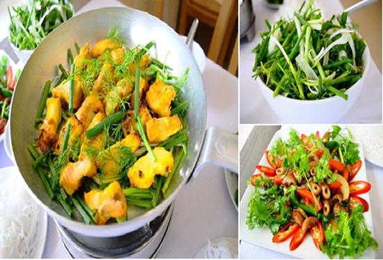 Thưởng thức đặc sản Hà Nội - Set ăn CHẢ CÁ dành cho 02 người tại Nhà hàng Chả cá Hải Xồm - Chỉ 165.000đ