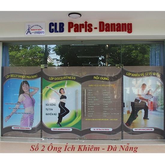 Khóa học Khiêu vũ giao tiếp hoặc Belly Dance (12 buổi) tại CLB Paris - Đà Nẵng