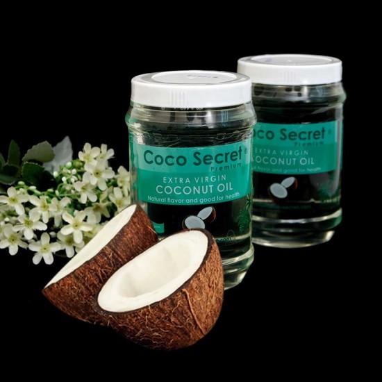 Dầu dừa nguyên chất 100% Coco Secret (500ml)