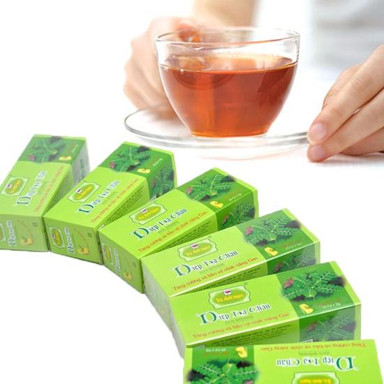 6 hộp trà Diệp Hạ Châu dạng túi lọc bảo vệ chức năng gan