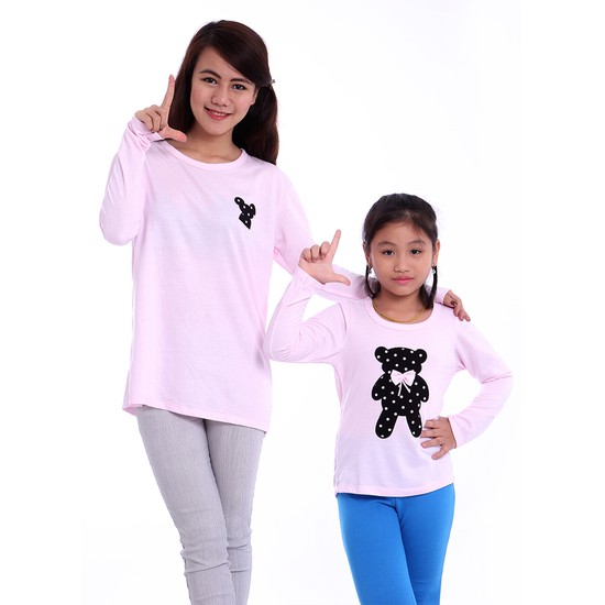 Combo áo đôi cho mẹ và bé