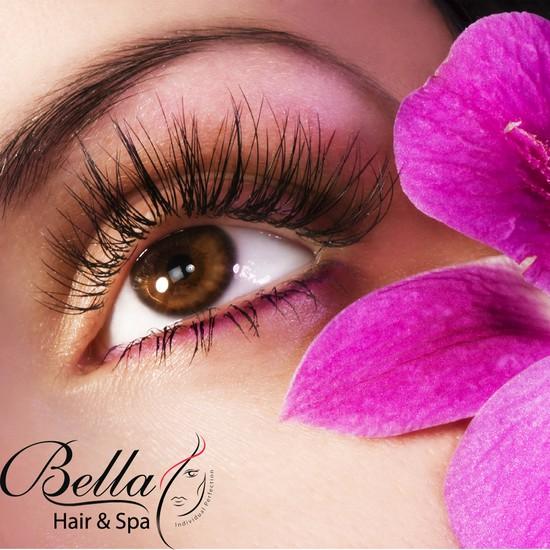 Nối mi 3D sợi tơ tằm công nghệ Hàn Quốc mới nhất Belle Hair & Spa