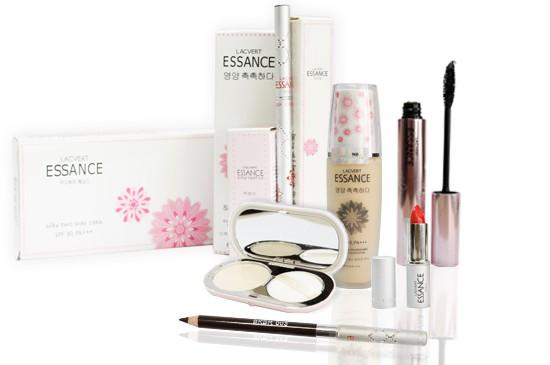 Bộ mỹ phẩm trang điểm Essance (5 món) - Cho vẻ đẹp tự nhiên và làn da đầy sức sống - Chỉ 230.000đ/01 bộ