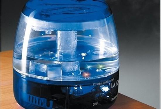 Máy tạo độ ẩm siêu âm Laica HI3006T, tăng cường độ ẩm trong phòng khi trời hanh khô - Chỉ 770.000đ/01 chiếc