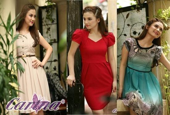Đến công sở thật xinh với Thời trang công sở Carina Fashion - Chỉ 200.000đ có ngay phiếu mua hàng trị giá 500.000đ