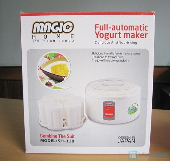 Máy làm sữa chua Magic Home 6 cốc