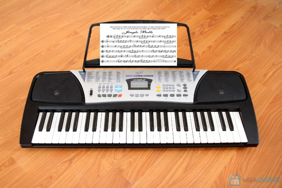 Đàn organ XY-893A 54 phím đàn