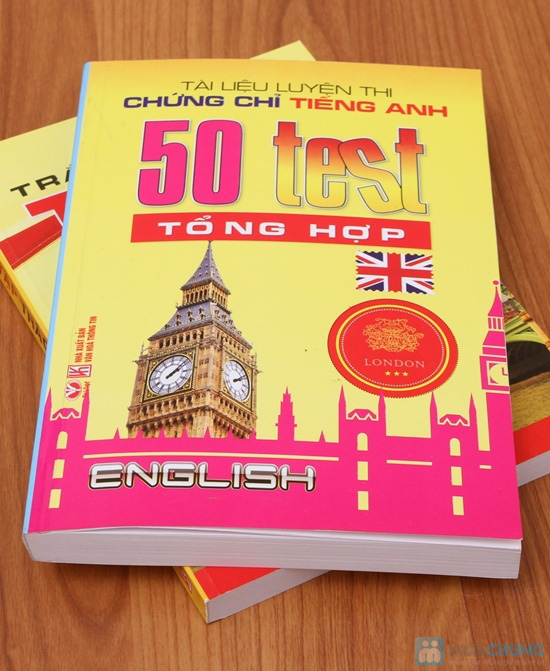 Tài liệu luyện thi tiếng Anh. Chỉ với 73.000đ