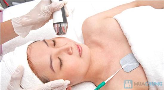 Chọn 1 trong 3 dịch vụ trẻ hóa da, trị sẹo rỗ hoặc trị nám da chuyên sâu bằng công nghệ lăn kim Cryo Stamp tại Omega Spa - Chỉ 260.000đ
