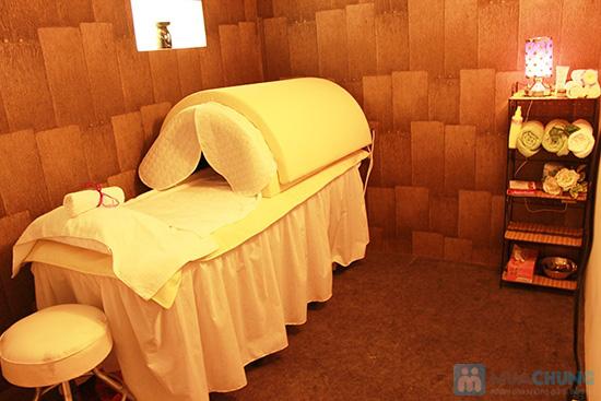 Lựa chọn sử dụng 01 trong 02 dịch vụ: Điều trị mụn hoặc làm trắng da mặt tại Spa 360độ - Chỉ 180.000đ