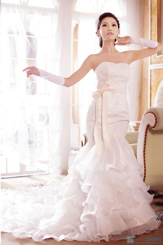 Gói chụp ảnh cưới tại Áo cưới Marry Me - Chỉ với 100.000đ được phiếu trị giá 4.400.000đ