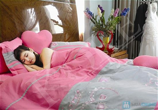Cho giấc ngủ êm ái và ấm áp với đệm bông ép cao cấp VietSan - Đệm dày 9cm - Chỉ với 1.688.000đ