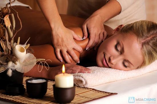 Xông hơi & Massage nến thảo dược chỉ với 139000đ - 1
