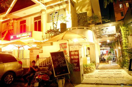 Thưởng thức nhiều món thơm ngon cho 03 - 04 người tại Cafe Capi - Chỉ 324.000đ - 12