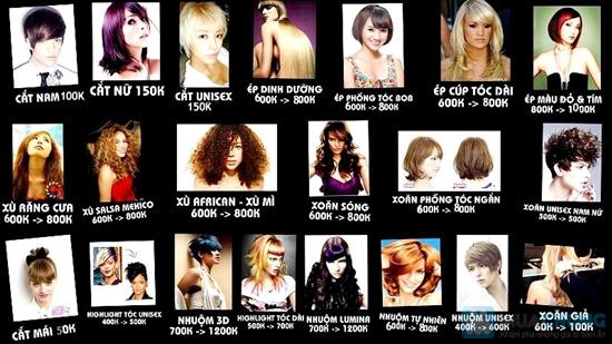 Phiếu làm tóc tại Beauty Salon Gia Lạc, mái tóc bạn sẽ đẹp hơn trong mắt mọi người - Chỉ 70.000đ được phiếu 520.000đ - 1
