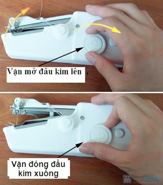 Máy khâu tay Handy Stitch - Tiện dụng trong may vá , thích hợp cho người phụ nữ hiện đại. Chỉ 85.000đ/ 01 chiếc - 7