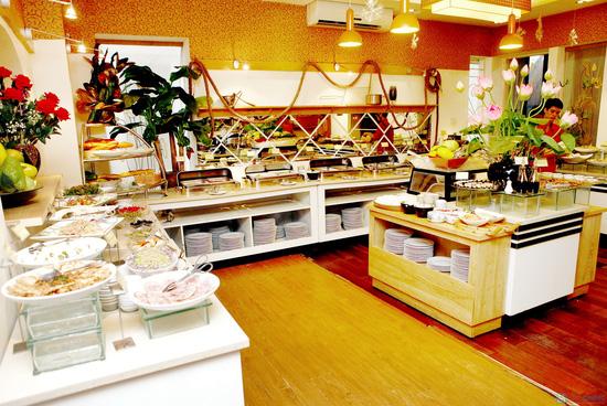 Thưởng thức Buffet với gần 100 món ăn tại Buffet Sen Tràng An - Chỉ với 198.000đ - 7