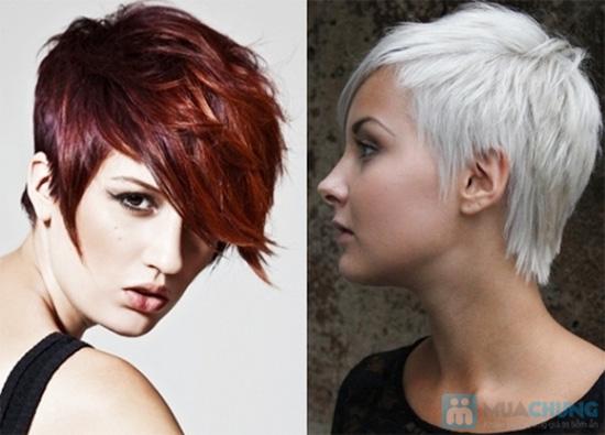 Cắt + Sấy + Tạo kiểu tóc tại Sabi Spa - Chỉ với 350.000đ - 7