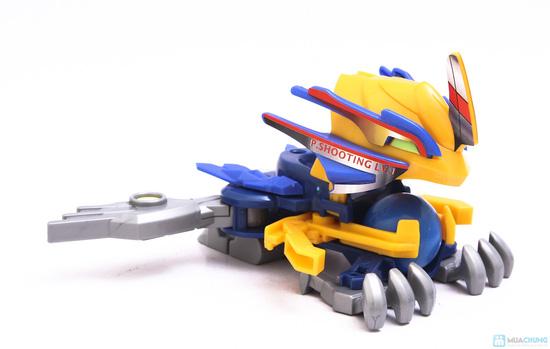 Robot đẩy bóng Pinball - 6