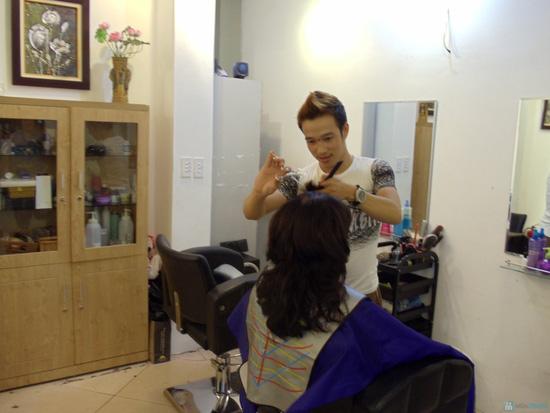 Cắt + Sấy + Tạo kiểu tóc tại Sabi Spa - Chỉ với 350.000đ - 4