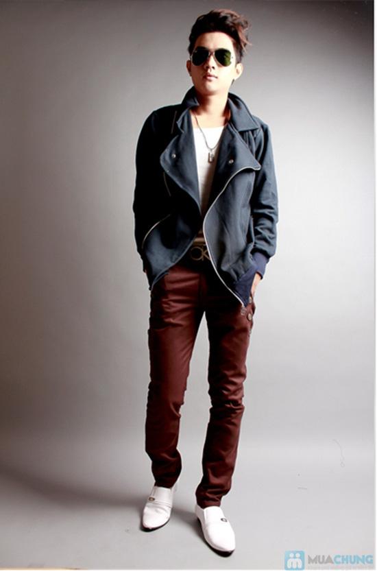 Áo khoác nam giả vest - Trẻ trung và cá tính, định hình phong cách cho bạn - Chỉ 157.000đ/ 01 Chiếc - 7