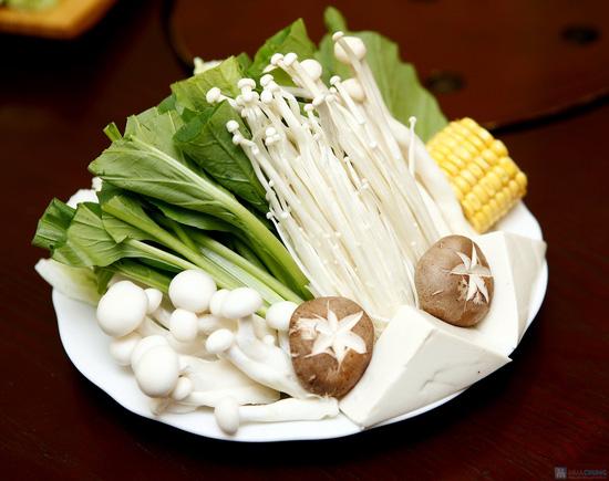 Set ăn đồ Nhật cao cấp (Lẩu wa đặc biệt, Tempura thập cẩm...) tại nhà hàng Wa Japanese Cuisine. Chỉ 782.000đ/04 người - 6