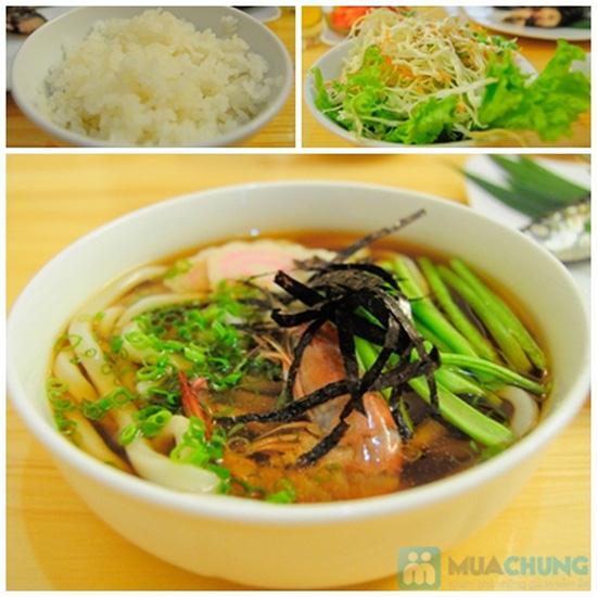 Set ăn trưa cho 02 người tại Nhà hàng Nhật Sushi Kazoku - Chỉ 115.000đ/suất - 1