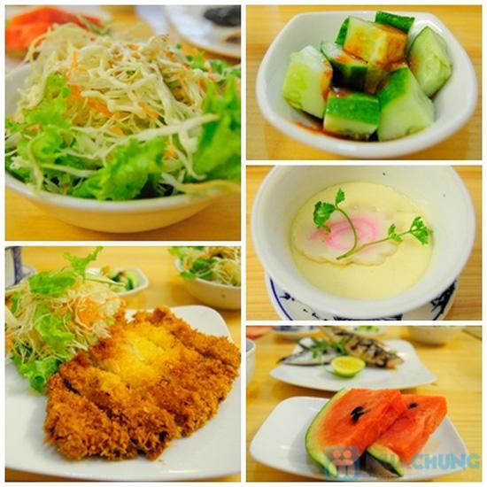 Set ăn trưa cho 02 người tại Nhà hàng Nhật Sushi Kazoku - Chỉ 115.000đ/suất - 3