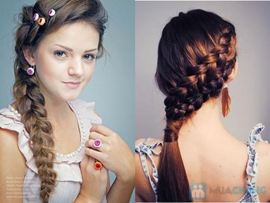 Thêm tự tin và quyến rũ khi đi dự tiệc, dạ hội với Dịch vụ trang điểm, làm tóc tại Express Salon - Chỉ với 120.000đ/ 01 lần - 3